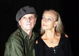 Scarlett O. und Jürgen Ehle