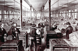 Zwiebelfisch & Schusterjunge