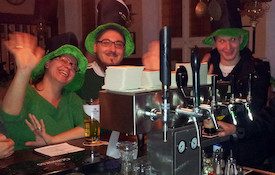 Paddys Day Party