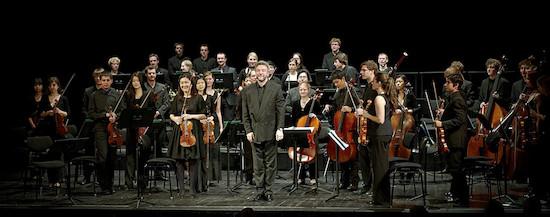 Sinfonieorchester der Hochschule für Musik