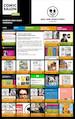 """Und Internationaler Comicsalon: Plattform zur dauerhaften Präsenz der Comic-Kultur im Netz u.a. mit Infos zum Comic Film Fest, Kinder-Rallye """"ULF und der Fall Einstein"""", Max und Moritz-Preis, Podcast uvm."""