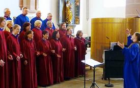 Nürnberger Gospelchor