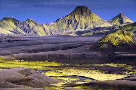 Vortrag von Dirk Bleyer; Island