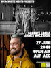 Open Air Konzert 1001 Acoustic Nights: Goodbye Luna, James Mackenzie