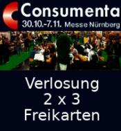 Consumenta Verlosung