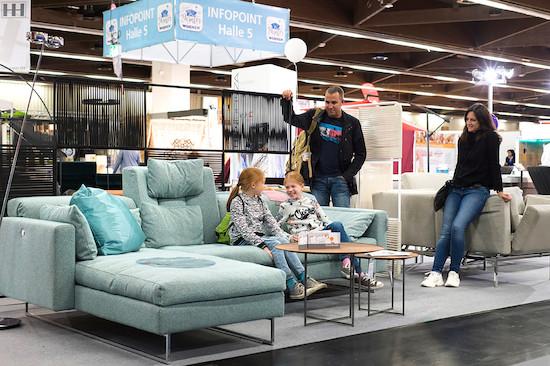 Consumenta - Wohnen - Möbel - Familie