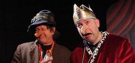 Kasper und die Räuberkönig