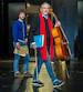 "Musik Ensemble Lux Sonare (Cello, Percussion, Jazzbass): ""Bach Impulse"", Klangexperimente mit Werken von J.S. Bach"