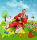 """Kinderprogramm """"KinderKulturPicknick"""" im Hof: Geraldino: """"Ein Lied für Dich"""", Kinder-Mitmach-Konzert ab 4 J."""