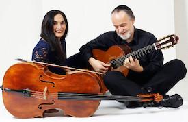 Duo Burstein und Legnani
