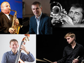 International-Jazz-Quartett