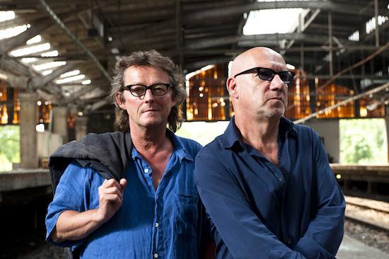 Klaus Brandl & Chris Schmitt