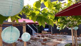 E-Werk Garten