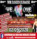 "Musik ""We are One"" - Livestream aus dem Max-Morlock-Stadion mit DJ Aleks Garcia, Sigi Di Dollini, DJ Pascha, DJ Polique, DJ Falco, Gerald Kappler, Moderator Martin Cernan"