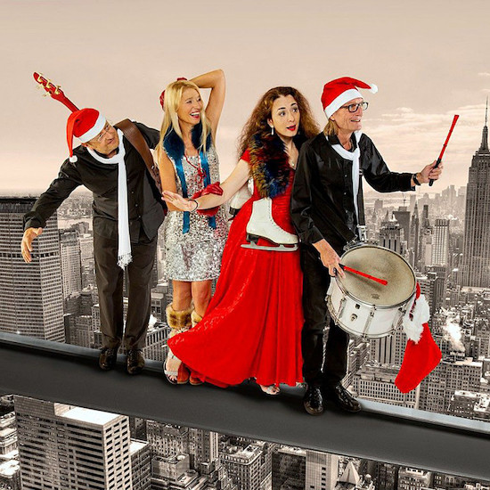 Hilde Pohl & Rebecca Martin - Christmas in New York