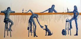Werk von Andres Merida