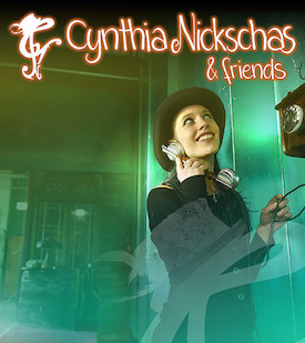 Cynthia Nickschas