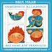 """Kinderprogramm Lesung mit David Saam und Paul Maar: """"Samsdooch Alladooch. Das Sams auf Fränkisch"""""""