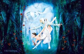 Klassisches Moskauer Ballett - Dornröschen