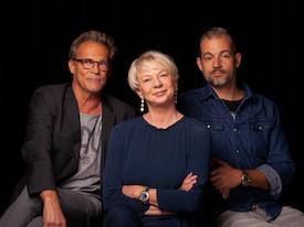 Rita Falk, Christian Tramitz & Florian Wagner